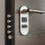 Zabezpečení vstupních dveří